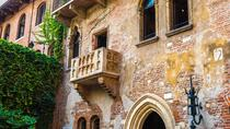 VERONA, THE HOUSES OF ROMEO & JULIET FROM VENICE BY HIGH-SPEED TRAIN & PROSECCO, Venice, Day Trips