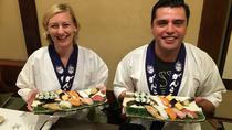 Tsukiji Fish Market Visit with Sushi Making Experience