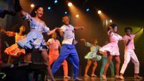 Ginga Tropical Show, Samba Class Plus Amazing Rio City Lights (with optional dinner), Rio de ...