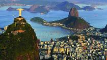 Rio's Best - Corcovado, Sugar Loaf, Sambadrome, Selaron Stairs and more, Rio de Janeiro, Half-day...