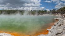 Thermal Wonderland Geyser Link Shuttle Tour from Rotorua, Rotorua, Bus & Minivan Tours