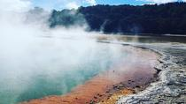 Wai-O-Tapu Thermal Wonderland Option to add Waimangu, Hobbiton or Whakarewarea, Rotorua, Thermal ...