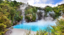 Waimangu Volcanic Valley with Option to add Wai-O-Tapu, Hobbiton or Whakarewarea, Rotorua, Ports of ...