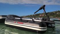 Punaauia Self-Drive Electric Boat Rental, Tahiti, Segway Tours
