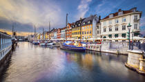 Copenhagen Canal Tour with Skip-the-Line Entry to Tivoli Gardens, Copenhagen, Day Cruises