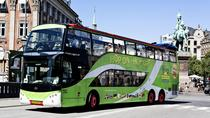 Hop-on hop-off tour Kopenhagen met bus en boot, Kopenhagen, Hop-on Hop-off tours