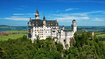 4-Day Munich to Frankfurt - Romantic Road, Linderhof, Hohenschwangau, Neuschwanstein, Munich