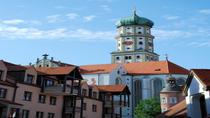 4-Day Tour from Frankfurt to Munich: Romantic Road, Rothenburg, Augsburg, Neuschwanstein Castle