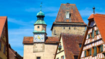 Full Day Tour to Rothenburg, Frankfurt, Private Sightseeing Tours