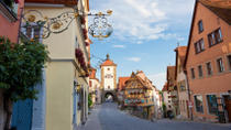 Overnight Frankfurt to Munich - Romantic Road, Rothenburg, Frankfurt, Day Cruises