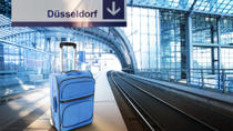Private Departure Transfer: Hotel to Dusseldorf Train Station, Rhine River, Airport & Ground ...