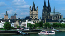 Private Tour: Cologne City Highlights, Rhine River, Private Sightseeing Tours