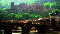 Private Tour: Heidelberg Half-Day Trip from Frankfurt, Frankfurt, Day Trips