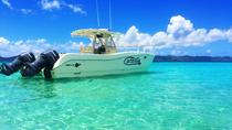 Private Boat Charter to British Virgin Islands from St John, セントジョン