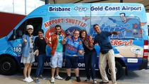 Gold Coast Airport Arrival Shuttle to Brisbane, Gullkysten