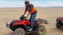 Half-Day Desert Quad Bike Safari to Bedouin Village from Hurghada , Hurghada, 4WD, ATV & Off-Road ...