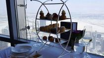 At.Mosphere Burj Khalifa High Tea with Reserved Window Seating