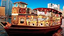 Dubai City Tour and Water Canal Dhow Dinner Cruise, Dubai, Day Cruises