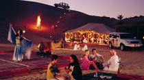 Dubai Shore Excursion: Private 4x4 Desert Adventure Safari, Dubai, Overnight Tours