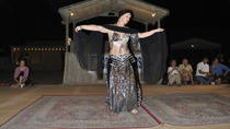 Private Overnight Safari: Sandboarding, Camel Ride, BBQ Dinner and Belly Dancing, ドバイ