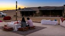 Private Tour: Abu Dhabi Romantic Desert and Dinner Experience for Two, Abu Dhabi