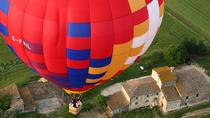 Balloons Flight over Tuscany, Florenz
