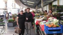Local Produce Market Tour and Lunch in a Private Gastronomic Club, San Sebastian