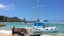 Kepoikai Catamaran Charter, Oahu, Running Tours