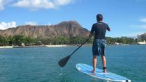 One-On-One Private Stand-Up Paddling Lessons, Oahu, Surfing Lessons