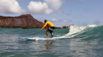 Private Group Surfing Lessons, Oahu, Stand Up Paddleboarding