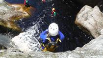Canyoning at Wilderness, Route des Jardins