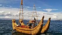 Lake Titicaca, Private visit to HUATAJATA, builders of reed boats, La Paz, Private Sightseeing Tours