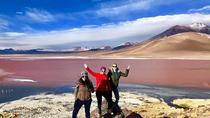 Private Day Trip to Laguna Colorada from Uyuni with Bilingüal Guide, Uyuni, Private Day Trips