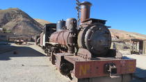 Private Visit to the old Mines and trains of Pulacayo, Uyuni, Day Trips