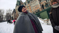 Christmas Magic in Old Quebec, Quebec City, City Tours