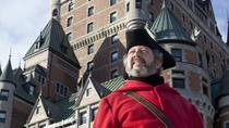 Guided Tour of the Fairmont Le Château Frontenac in Quebec City, Quebec City, City Tours