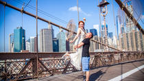 Private New York City Walking Tour with Photo Shoot, New York City, Custom Private Tours