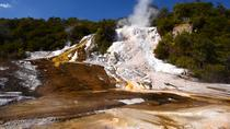 Self-Guided Geothermal Tour in Orakei Korako, Taupo, Jet Boats & Speed Boats