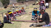 Textile Cultural Tour at Yachaq's Land Including Lunch, Cusco, Cultural Tours