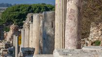 Deluxe Ephesus with Terrace Houses tour from Kusadasi, Izmir, Private Sightseeing Tours