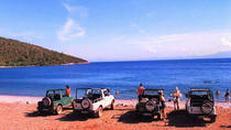 Jeep Safari and Swimming in Davutlar Kusadasi, Kusadasi, 4WD, ATV & Off-Road Tours