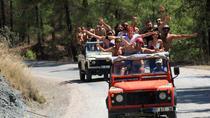 Natural Park Jeep Safari and Swimming in Davutlar Kusadasi, Kusadasi, 4WD, ATV & Off-Road Tours