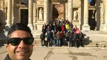 Walking tour of Ancient Ephesus & Museum from Kusadasi,Port and Hotels, Kusadasi, Cultural Tours