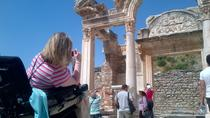 Wheelchair Accessible Easy Ephesus Tour from Kusadasi Cruise Port and Hotels, Kusadasi, ...