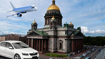 Departure transfer to Pulkovo airport St Petersburg, St Petersburg, Airport & Ground Transfers