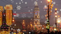 St.Petersburg Christmas City Tour Paket, St. Petersburg, Weihnachten