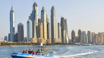 Speed Boat Tour: Dubai Marina, Atlantis and Burj Al Arab, Dubai, Day Cruises