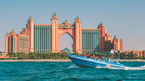 Speedboat Tour: Dubai Marina, Atlantis, and Burj Al Arab, Dubai, Hop-on Hop-off Tours