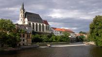 Cesky Krumlov Day Trip from Prague