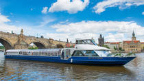 Prague Small-Group City Tour and 1-hour Vltava River Sightseeing Cruise, Prague, City Packages